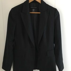 NY&Co [2] suit jacket in Charcoal